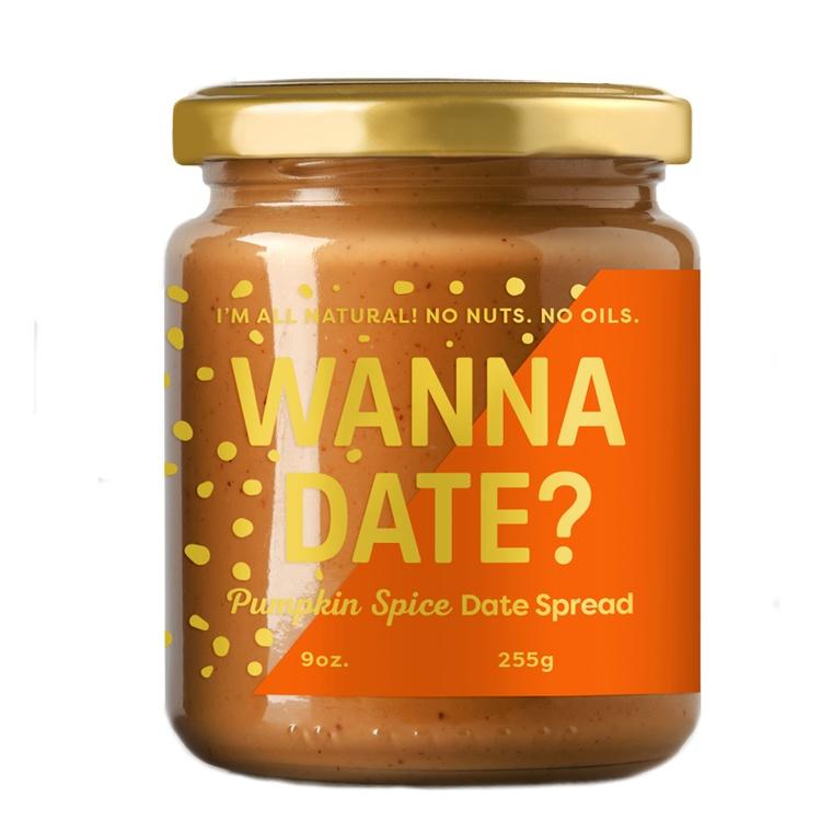 Pumpkin Spice Date Spread