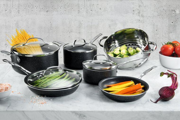 Granitestone 10 PC  Cookware Set