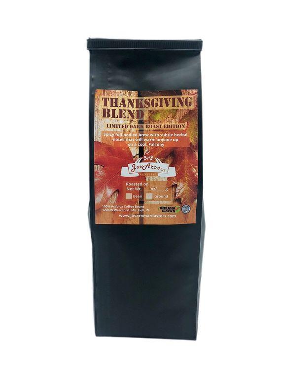 Thanksgiving Blend  (16oz)  Wholebean