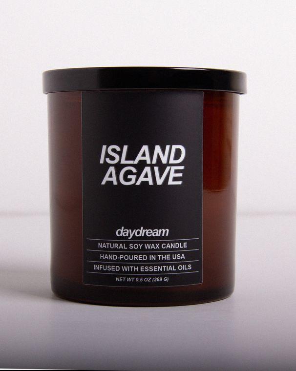 Island Agave | Soy Jar Candle | Vegan, Cruelty-Free, Eco-Friendly