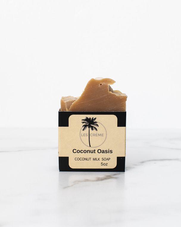 Coconut Oasis Soap