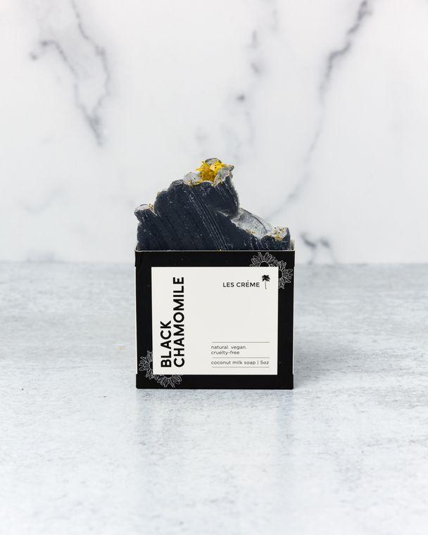 Black Chamomile Soap