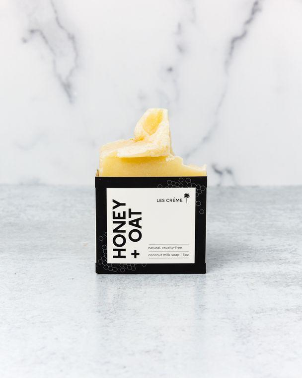 Oat + Honey Soap