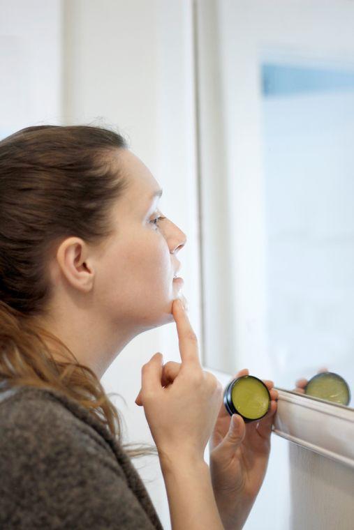 Turmeric Acne Treatment