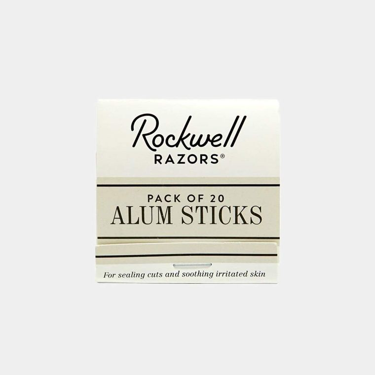 Rockwell Alum Sticks
