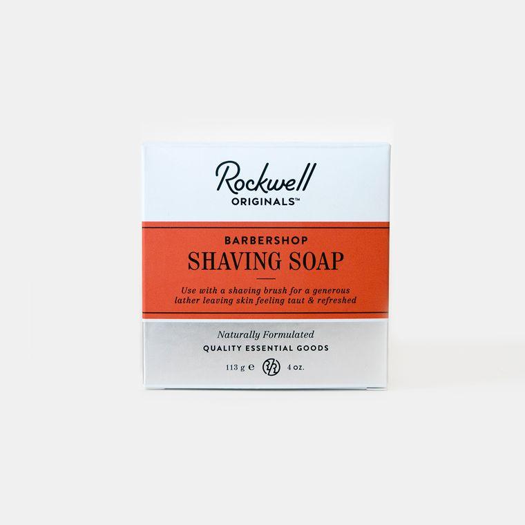 Rockwell Shave Soap - Barbershop Scent