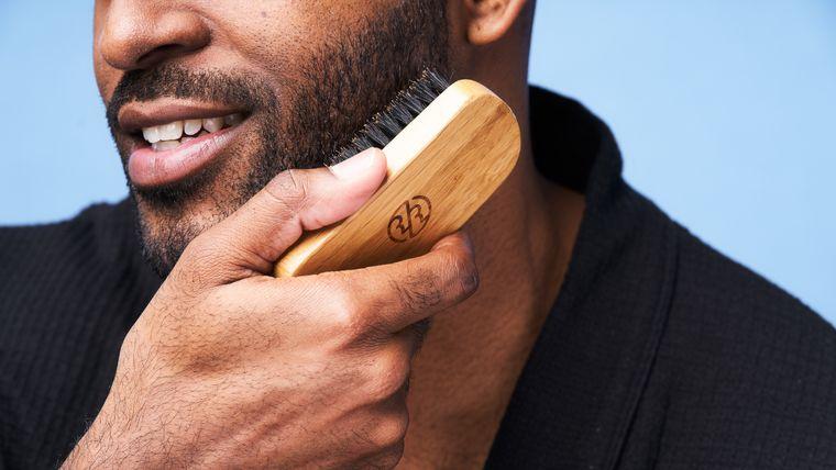 Rockwell Beard Brush