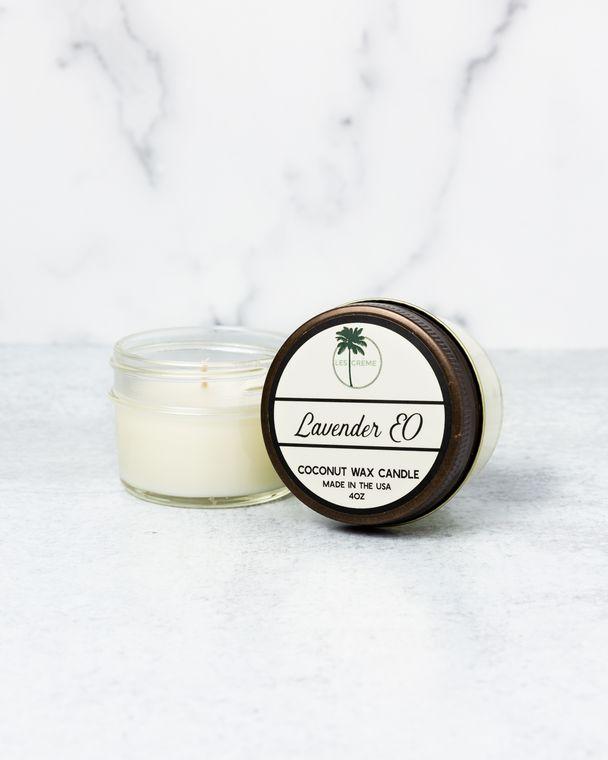 Lavender 4oz Candle