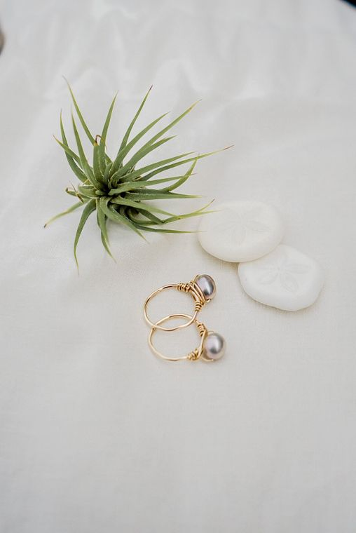 Freshwater Pearl Gold Filled Ring