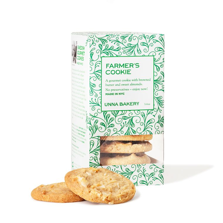 Brown Butter Cookie