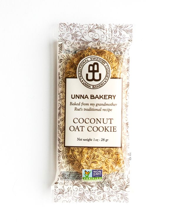Coconut Oat Snack Pack