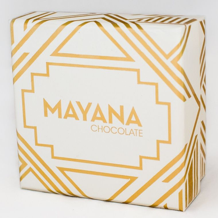 4 Piece Luxury Chocolate Box