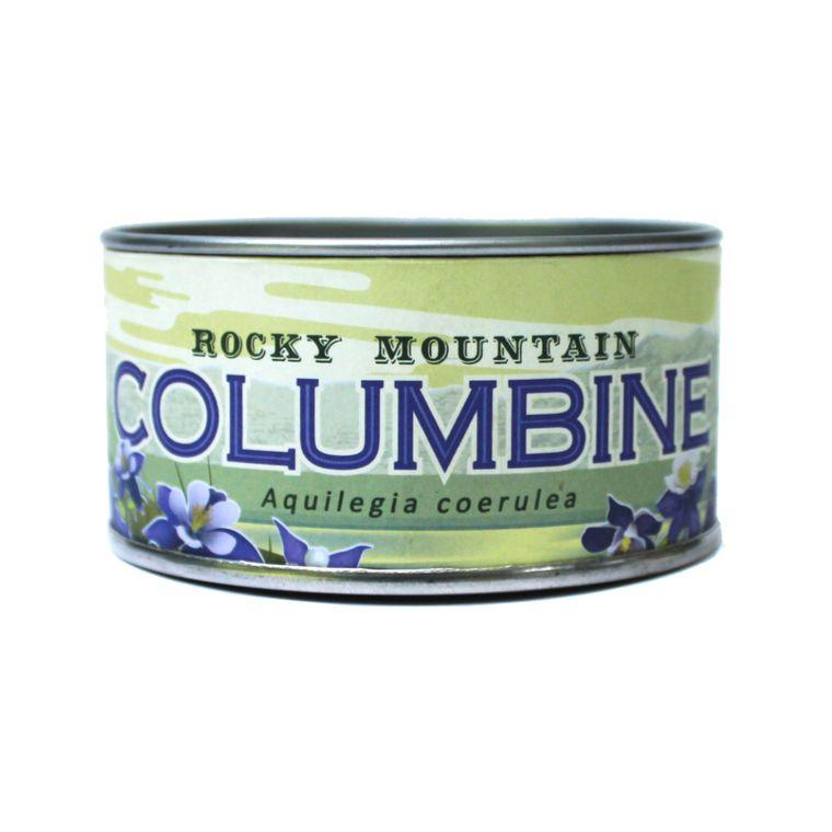 Rocky Mountain Columbine | Flower Seed Grow Kit | The Jonsteen Company