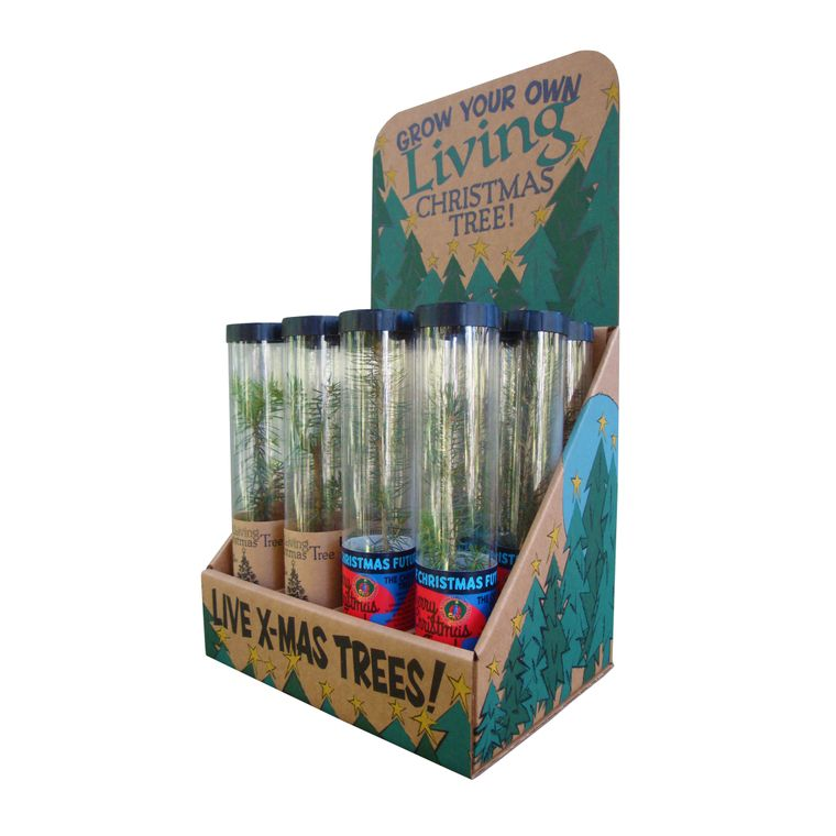 12 Piece Christmas Tree Display (Trees Not Included) | The Jonsteen Company