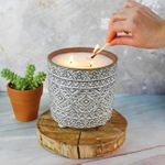 Gabriel Exclusive 3 wick candle large 3.8lb (Vanilla)
