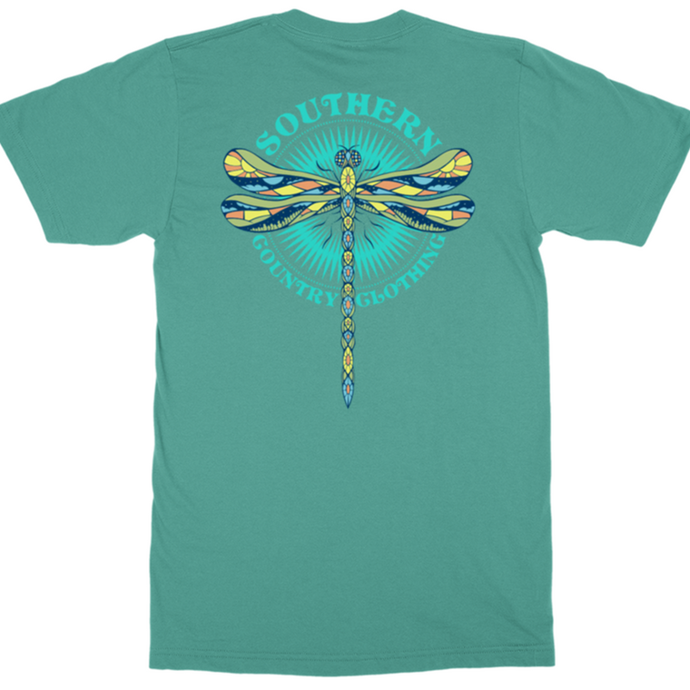 Dragonfly Adult T-shirt