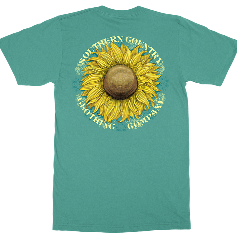 Sunflower Adult T-shirt