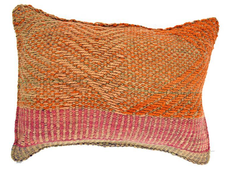 Peruvian Lumbar Pillow - Small