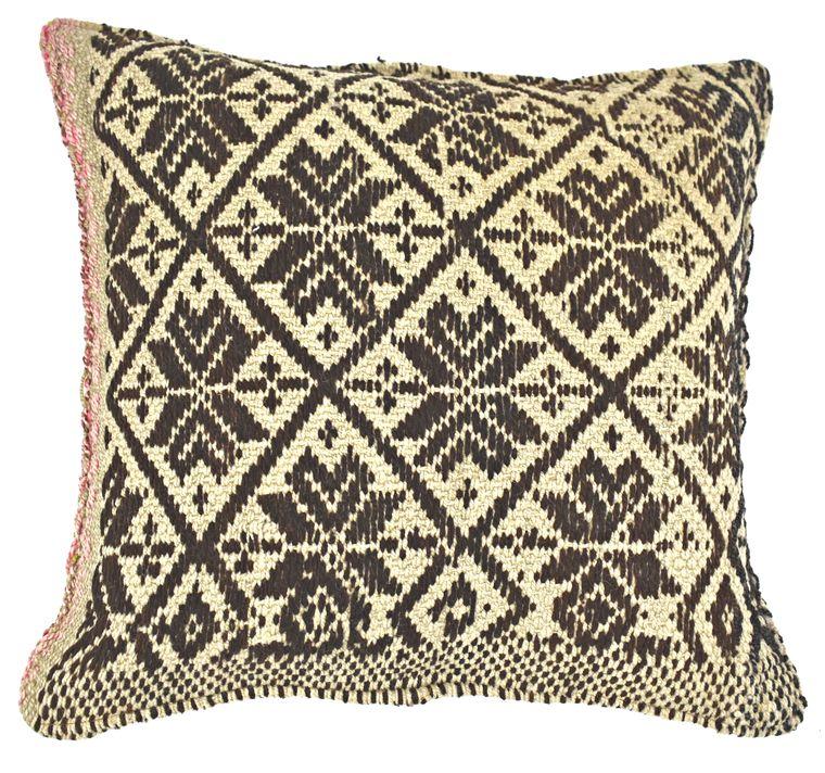 Peruvian Square Pillow