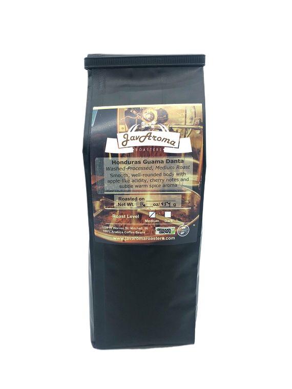 Honduras- Medium Roast (16oz) Wholebean