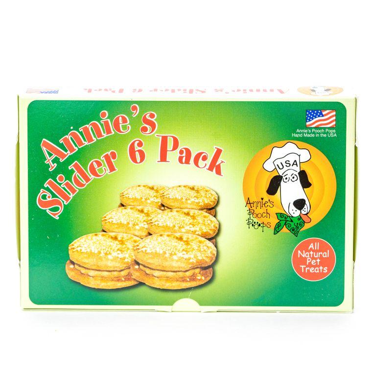 Annie's Slider 6 Pack