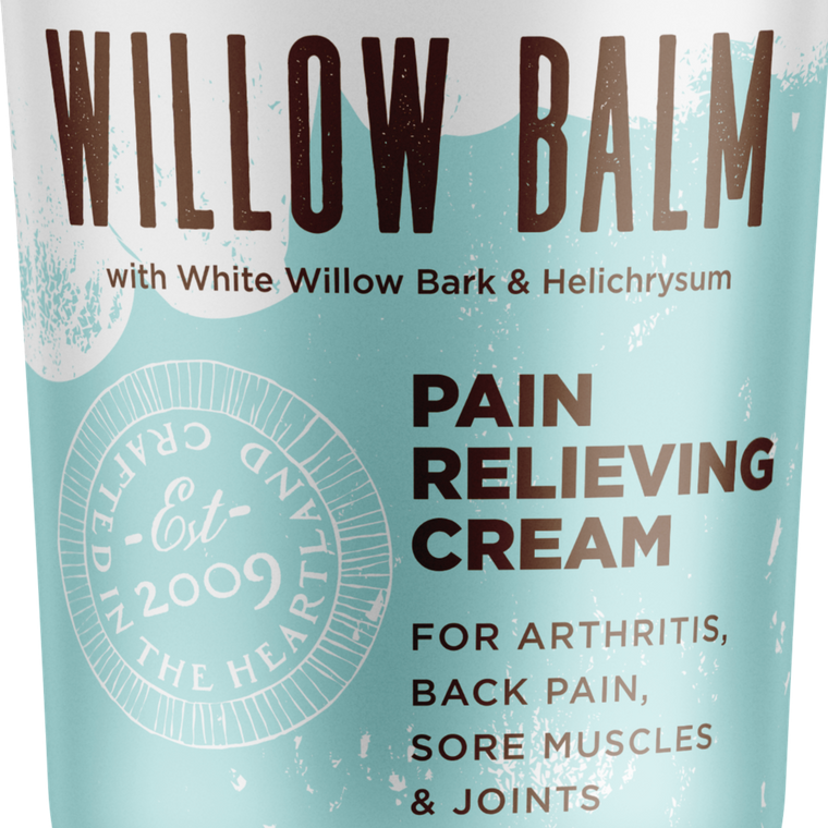 Nature's Willow Balm