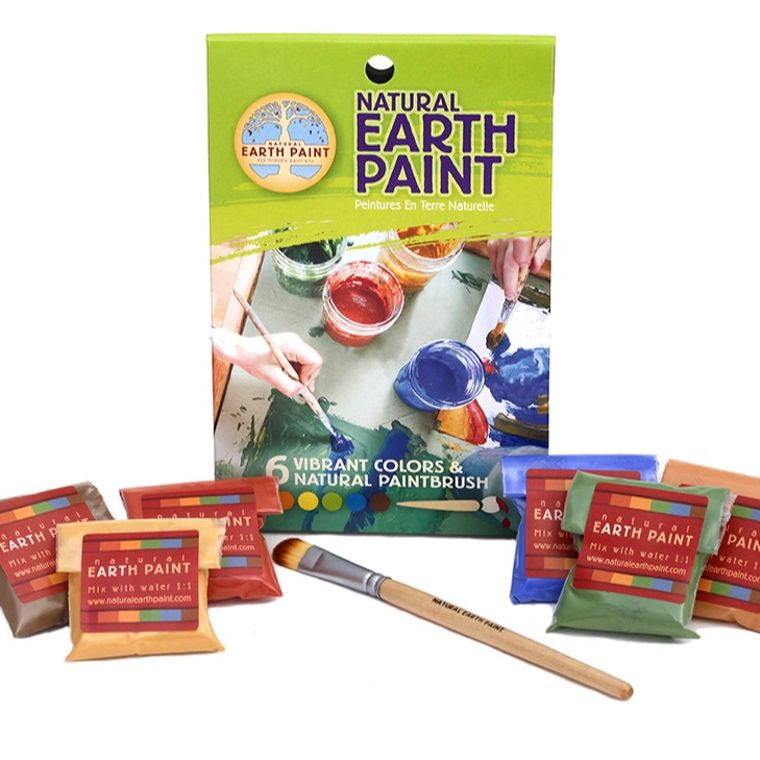 Natural Earth Paint Kit Petite