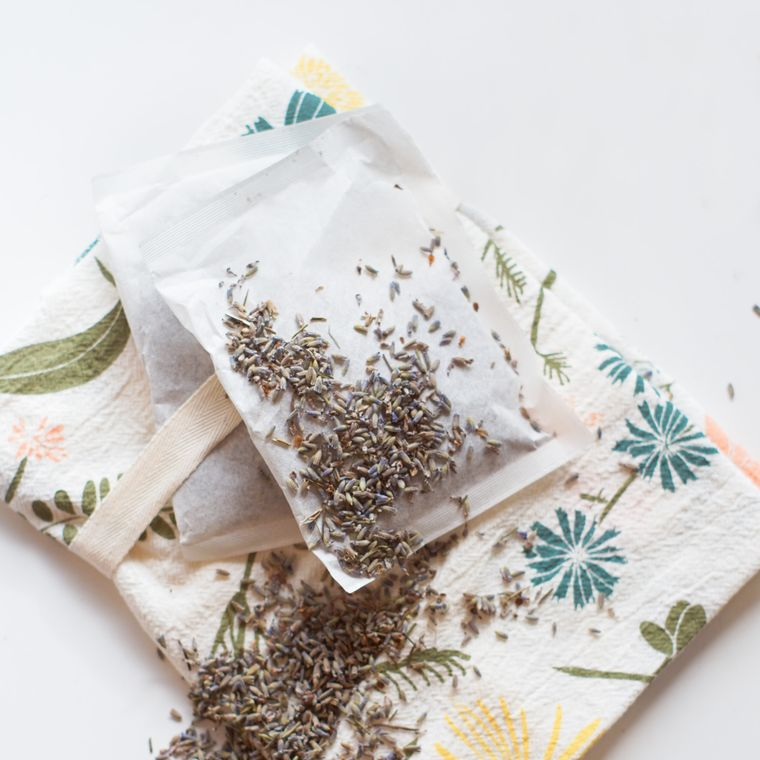 Home: Organic Lavender Dryer Bags (Pack of 4)
