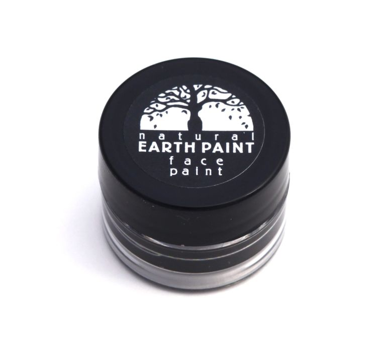 Black Face Paint  - Individual .4 oz jar