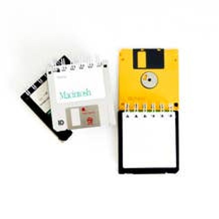 Floppy Disc Notepad