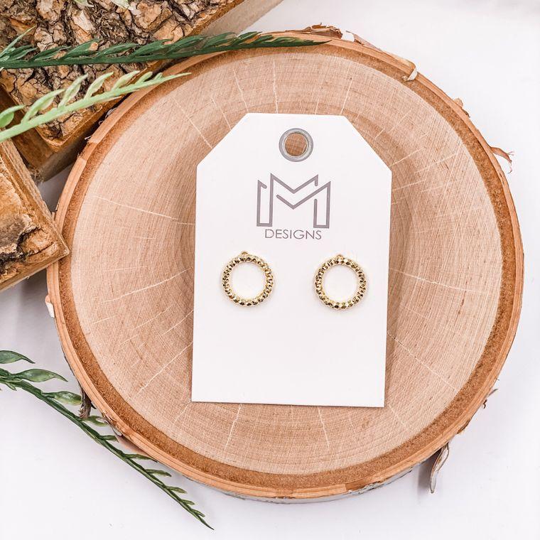 Dawsyn Earrings - Gold