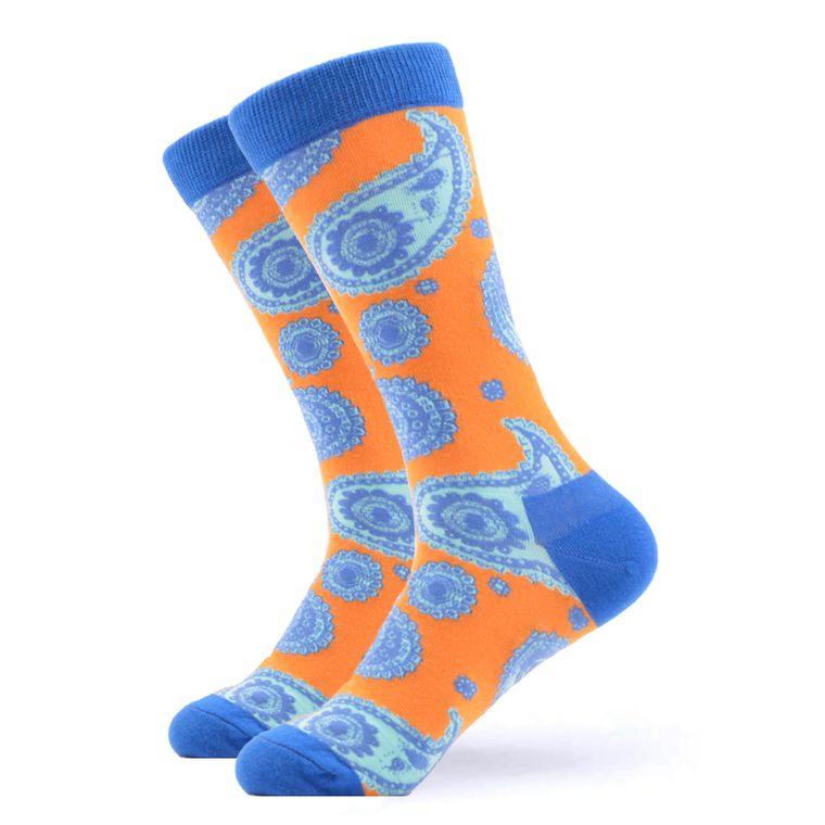 Ancient Wisdom Socks