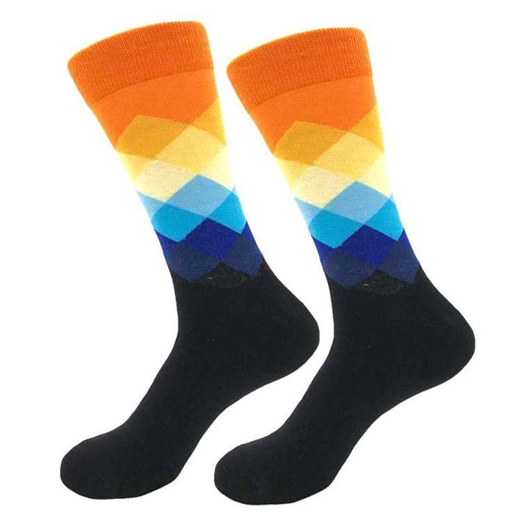 Argyle Beach Socks