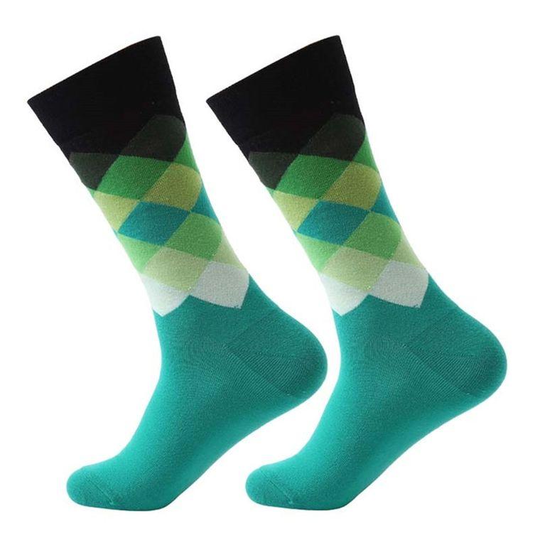 Argyle in the Forrest Socks