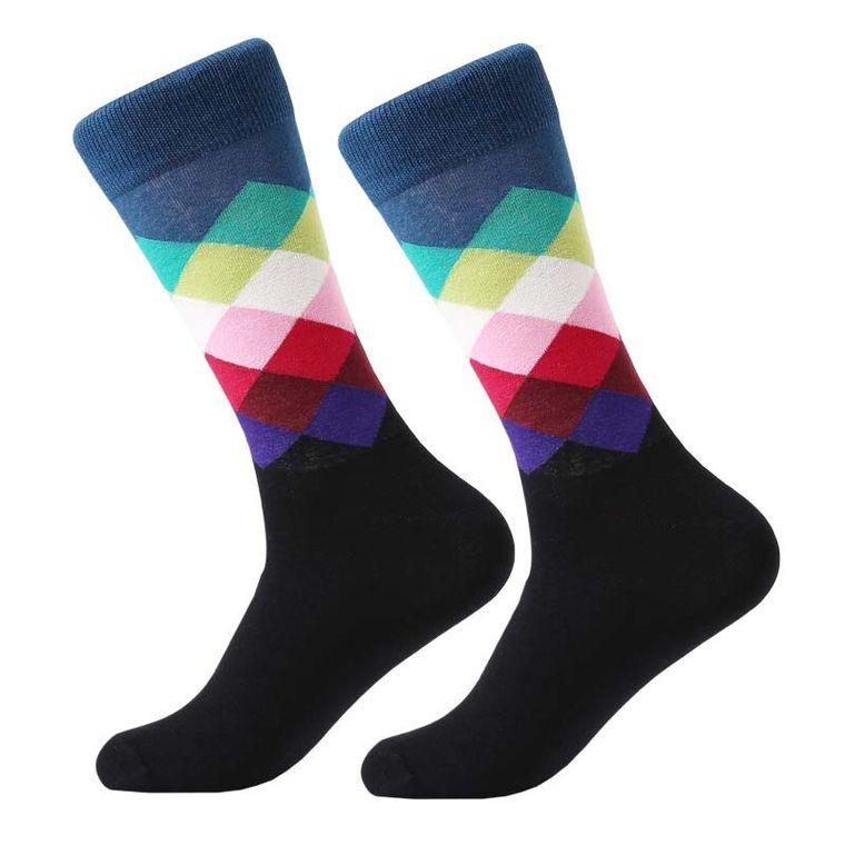 Argyle Summer Style Socks