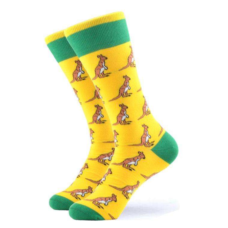 Australian Kangaroo Socks