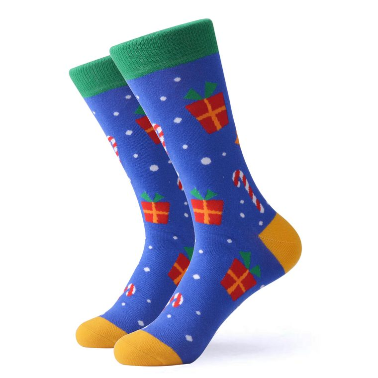 The Christmas Present Socks