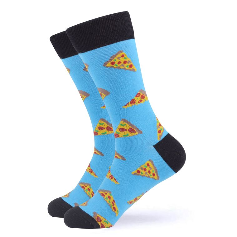 Women's Pizza Night Socks