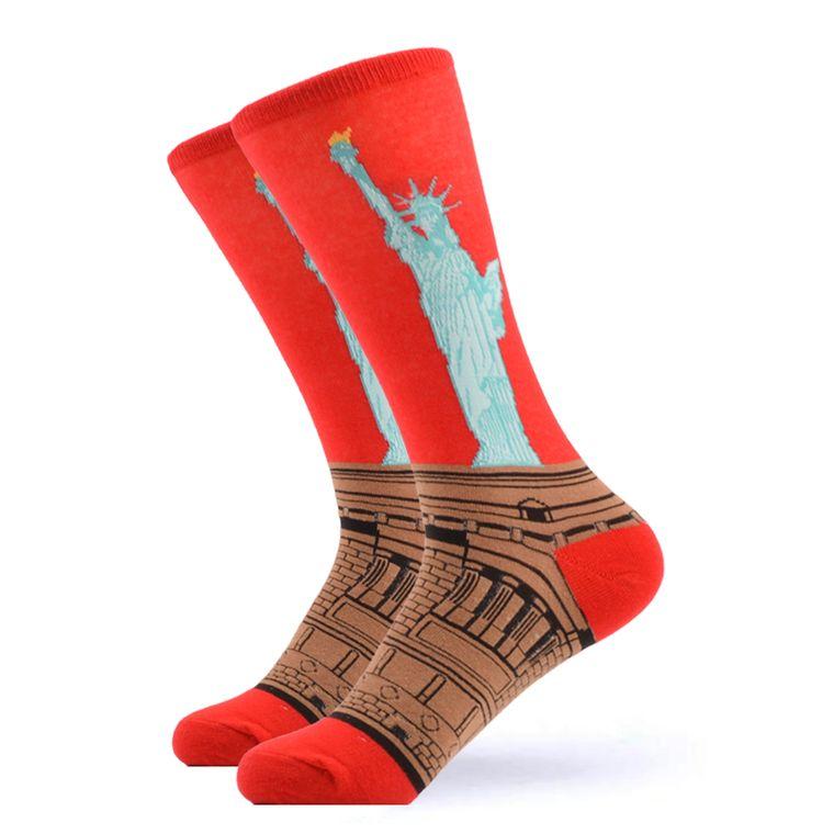Women's Statue of Liberty Socks