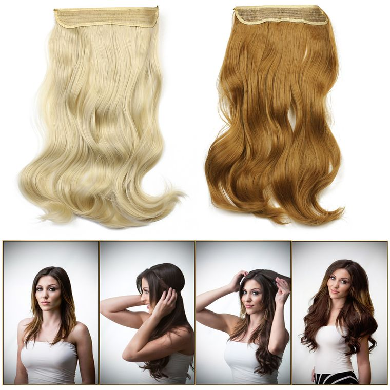Venisia Hair Halo Extensions