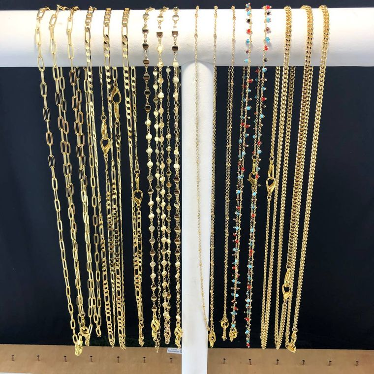 Face Mask Chains WITH Display