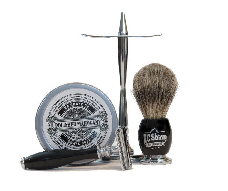 Bruno Shave Kit