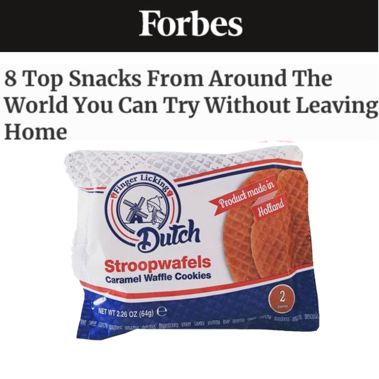 Caramel Stroopwafel Cookies, 2-Packs (QTY:56 Units)