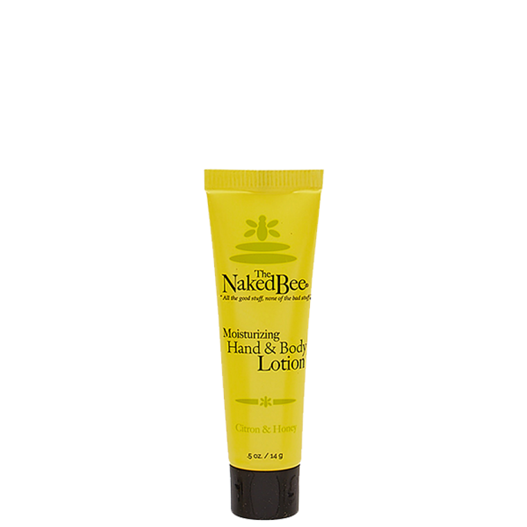 0.5 oz. Citron & Honey Hand & Body Lotion