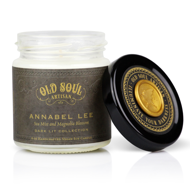 Annabel Lee - 4 ounce soy candle