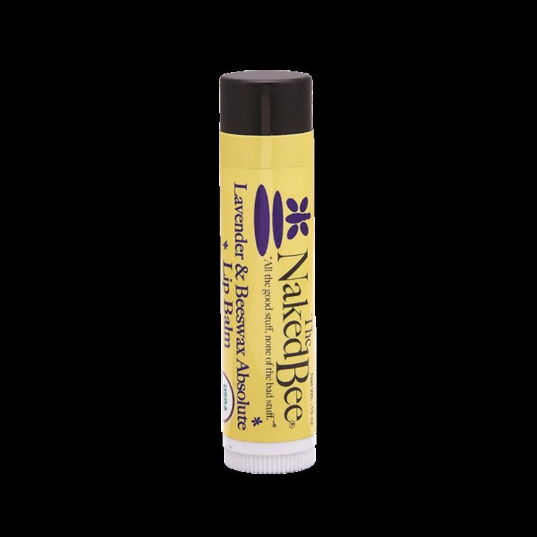 USDA Organic Lavender & Beeswax Absolute Lip Balm
