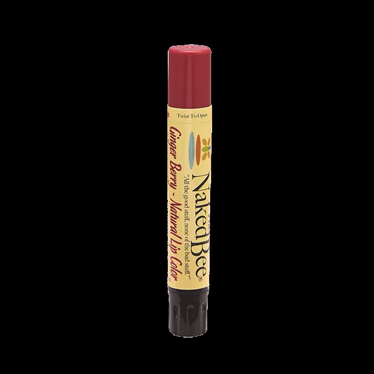 Ginger Berry Shimmering Lip Color