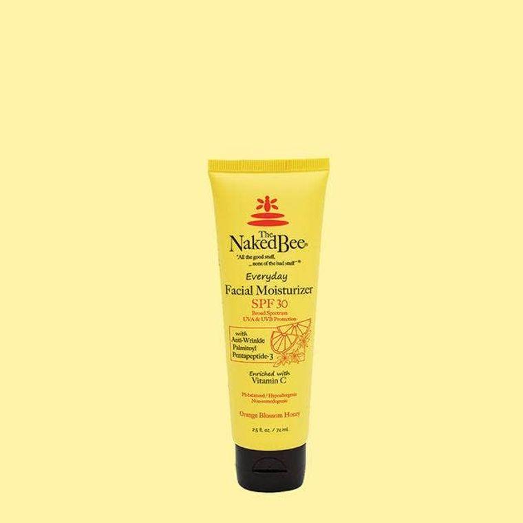 2.5 oz. Orange Blossom Honey Facial Moisturizer with SPF 30