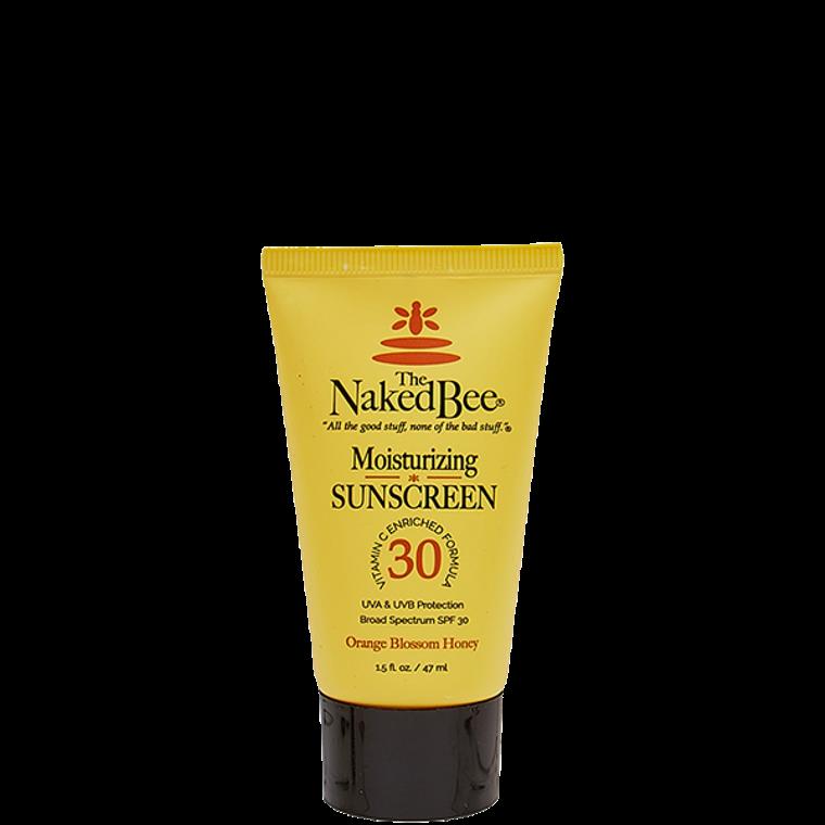 1.5 oz. Moisturizing Sunscreen with SPF 30