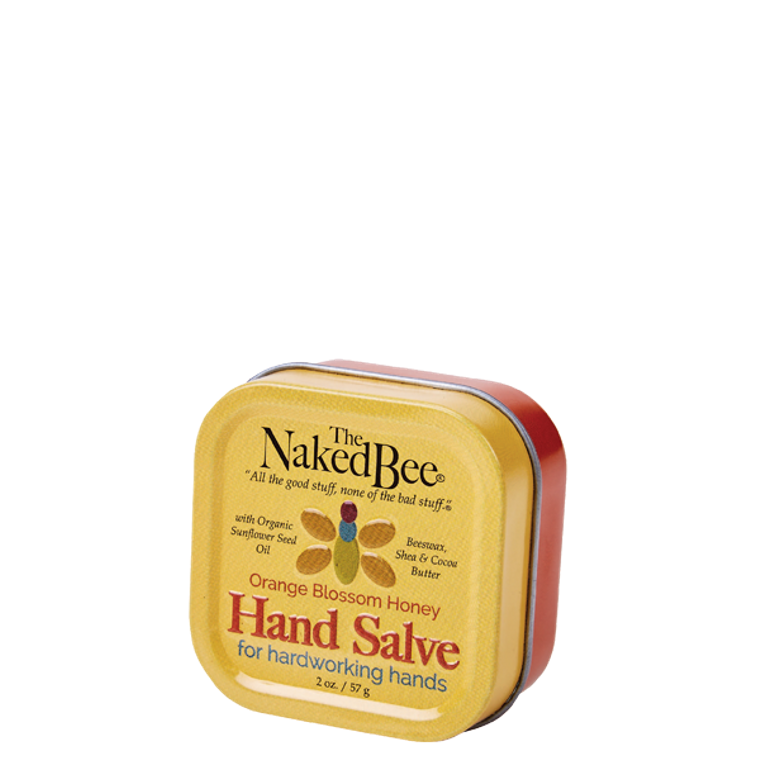 1.5 oz. Orange Blossom Honey Hand Salve